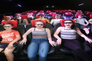 Attraction 5D Cinema