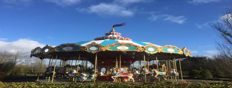 Tayto Park Theme Park - The Grand Carousel