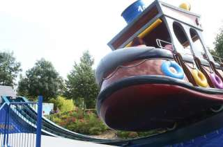 Tayto Park Attraction - The Rocking Tug