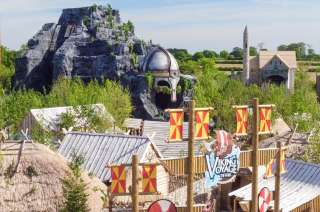 Tayto Park Attraction - Viking Voyage at the Park