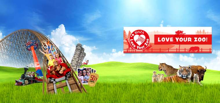 Tayto Park - Love your Zoo Week