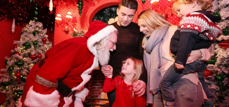 Tayto Park - The Christmas Experience