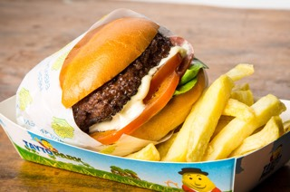 Tayto Park Food - Outback Restaurant