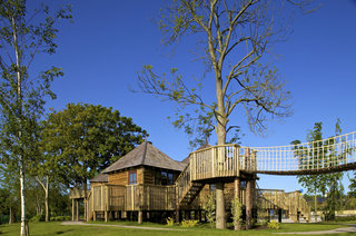Tayto Park Refresh - Tea House in the Tree House
