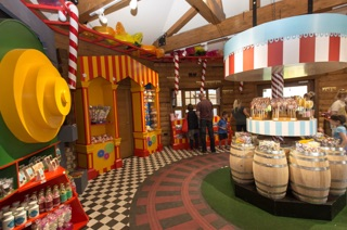 Tayto Park Shops - The Sweet Station