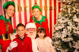 Gallery: Christmas at Tayto Park
