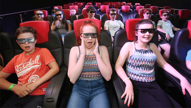 Tayto Park - 5D Cinema