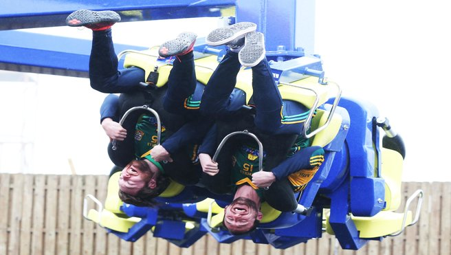 Tayto Park - New! Power Surge